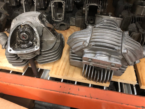 Ducati 860 GT OEM Engine Heads