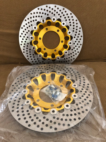 Ducati TT 2, Bevel Drive & Pantah 280 mm Brake Rotors