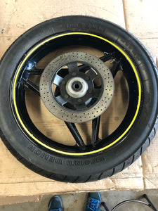 "Ducati/Cagiva OEM Rear 18"" Wheel"