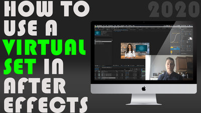 Brand New Tutorial for Adobe After Effects 2020!