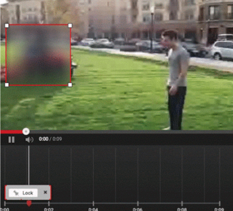YouTube Can Now Blur Anything in a Scene with Motion Tracking