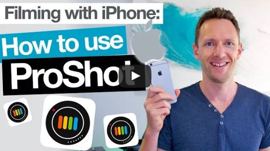 How to Shoot Professional Looking Video on an iPhone!