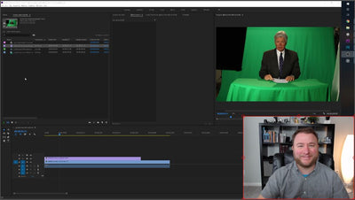 Live Tutorial: How to use Virtual Desks in an Editing Project