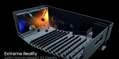 Latest Technology For Cinema Screens from Samsung