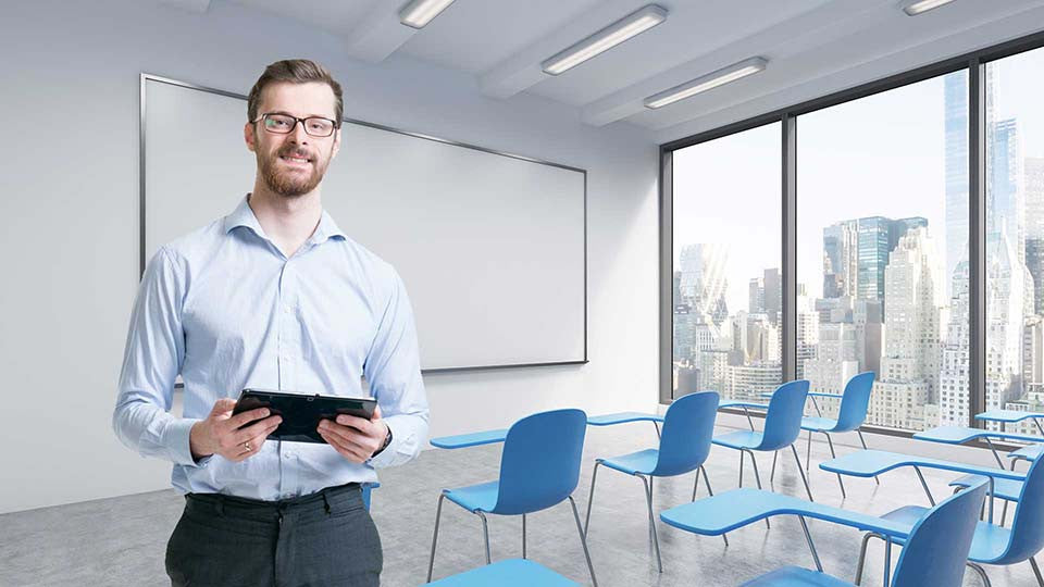 Virtual Classroom Set