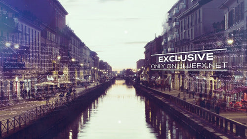 Parallax Memories After Effects Template by BlueFX