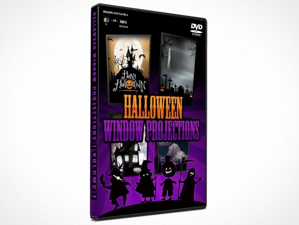 HALLOWEEN DVD Vol 1 - Kid Friendly!