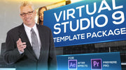 BFX Virtual News Set 9 for After Effects and Premiere Pro