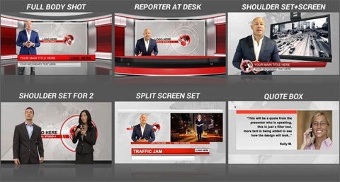 BFX Virtual News Set 4