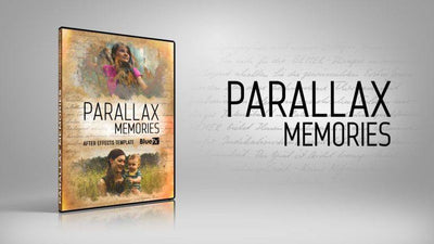 Parallax Memories After Effects Template by BlueFX - Virtual Set Lab