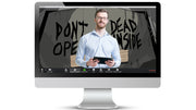 Dead Inside Zoom / Online Meeting Virtual Background - Virtual Set Lab