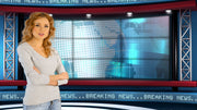BONUS - Global News Virtual Studio Set
