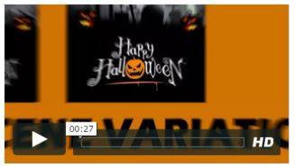 Halloween 2 After Effects Template -