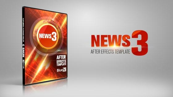 News 3 by BlueFX