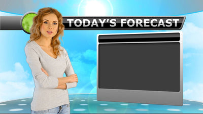 Weather Forecast 2 HD Bundle [All Angles] - Virtual Set Lab