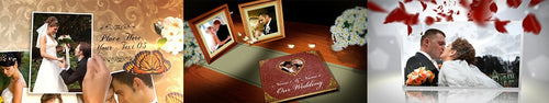 Adobe After Effects Wedding Bundle -