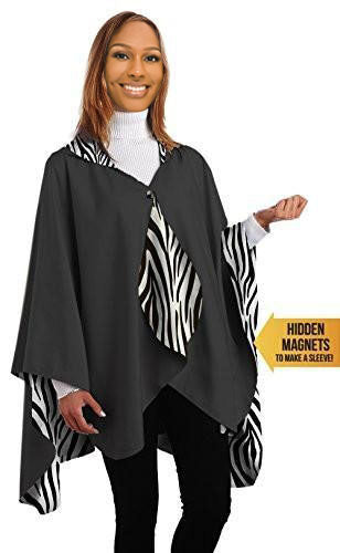 Stylish Rain Cape Ponchos