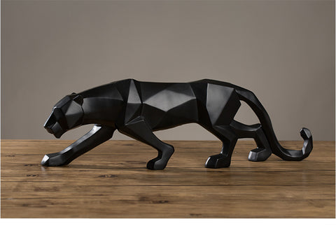 Black Panther Figurine (Large)