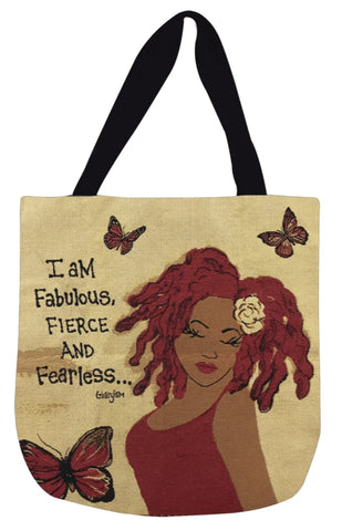 Fabulous, Fierce and Fearless Tote