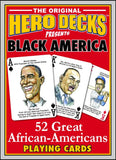 Great African American Playing Cards - TWO DECKS