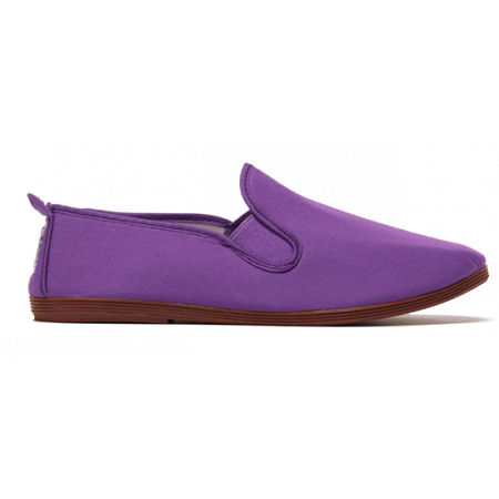 Javer/Flossy Canvas Shoes Adult - Purple - Gabskia