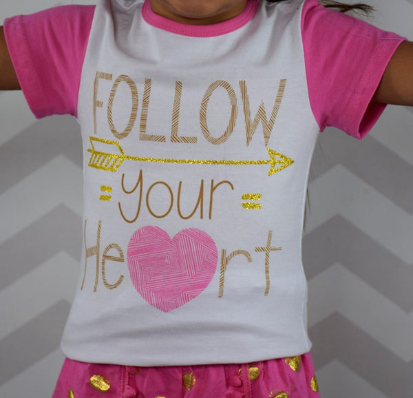 Follow your Heart Top Only