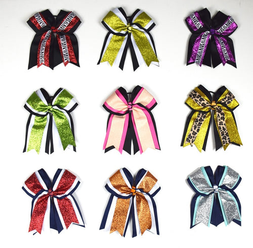 7in Cheer Bows - Gabskia