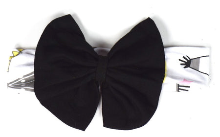 3in Chunky Bows - (Many Colors)