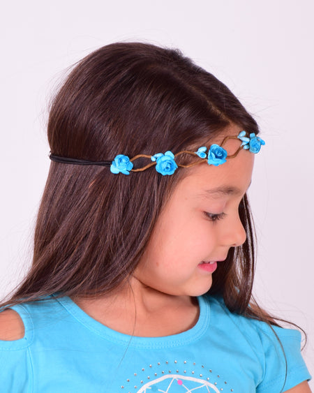 The Dream Cactus Big Bow Cotton Headband