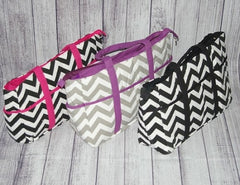 Chevron Multi Purpose Bag (More Colors)