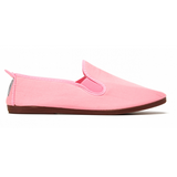 Javer/Flossy Canvas Shoes Adult - Pink - Gabskia