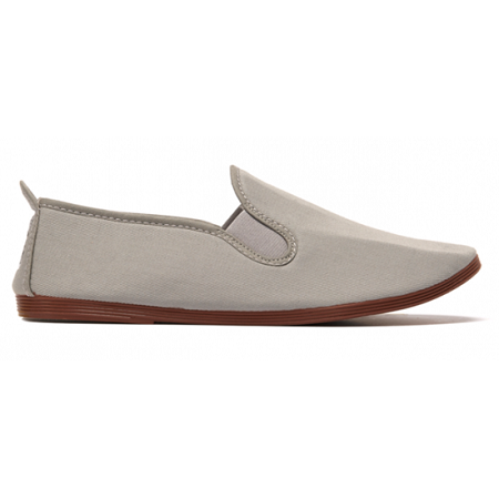 Javer/Flossy Canvas Shoes Adult - Gray - Gabskia