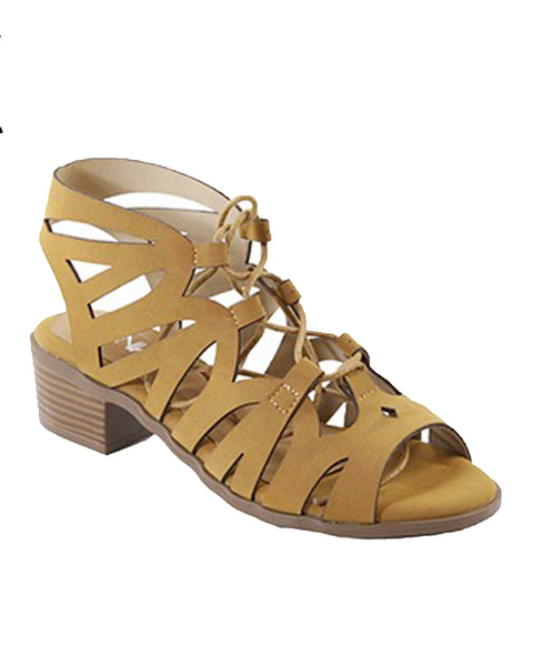 The Brenley Strap Ankle Sandal (Adult Sizes) - Gabskia