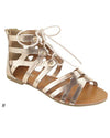 The Layla Short Glad Sandal (Adult) - Gabskia