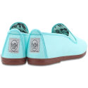 Javer/Flossy Canvas Shoes Kids - Light Blue