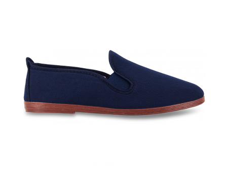 Javer/Flossy Canvas Shoes Adult - Navy