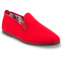 Javer/Flossy Canvas Shoes Adult - Red