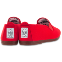 Javer/Flossy Canvas Shoes Kids - Red - Gabskia
