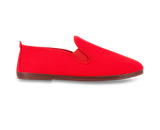 Javer/Flossy Canvas Shoes Adult - Red - Gabskia