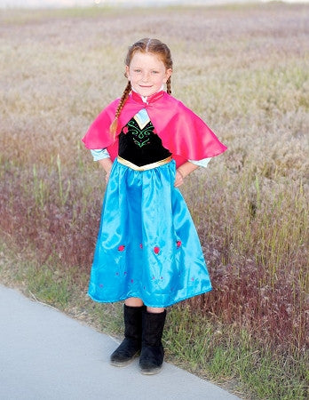 Snow Princess Inspired Dress - Gabskia