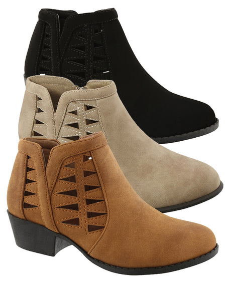 The Bella Tall Boots - Beige