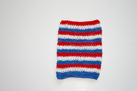 Americana 9in Crochet Tube Tops - Gabskia