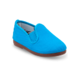 Javer/Flossy Canvas Shoes Kids - Turquoise - Gabskia