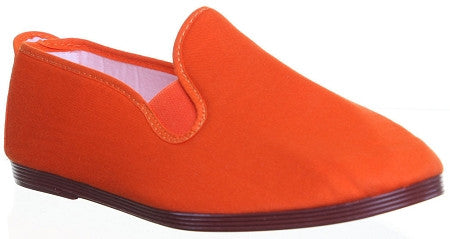 Javer/Flossy Canvas Shoes Kids - Orange