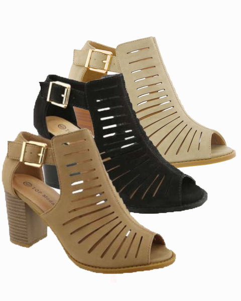Palm High Top Sandal - Adult - Gabskia
