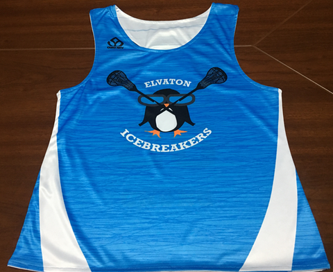 Girls Lacrosse Pinnie