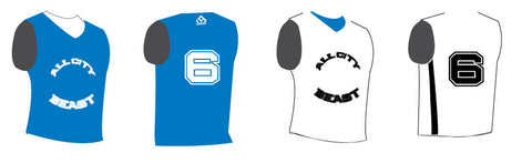 Next Level Lacrosse Pinnies