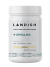 Functional Protein Powder Made With Spirulina Vanilla