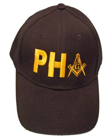 Masonic Baseball Cap - Prince Hall