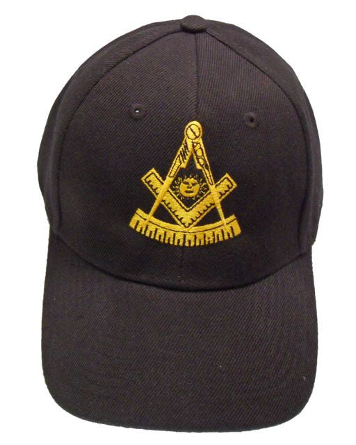 Masonic Baseball Cap - Past Master